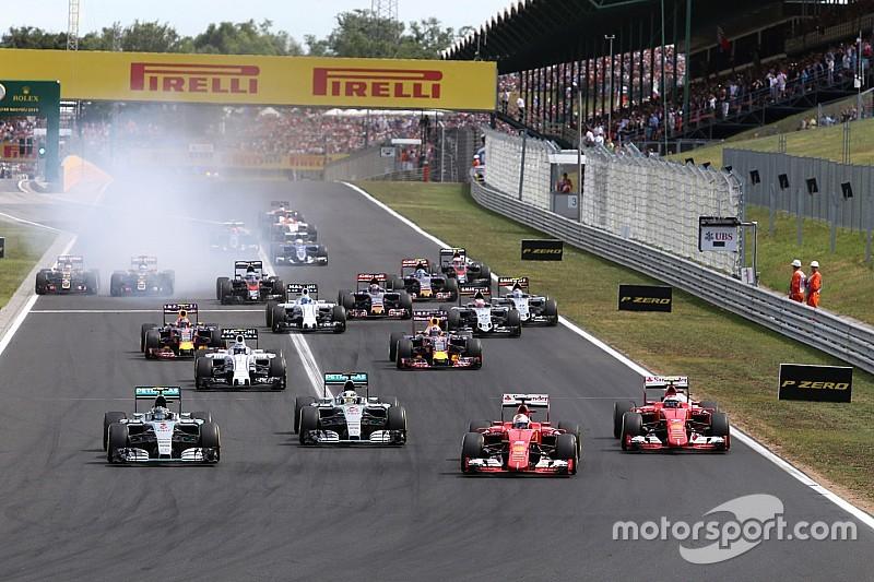 Palmarès - Les 10 derniers vainqueurs du GP de Hongrie