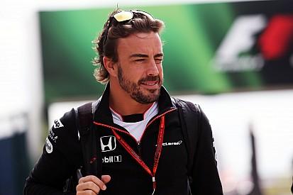阿隆索承认可能在2017年后离开F1