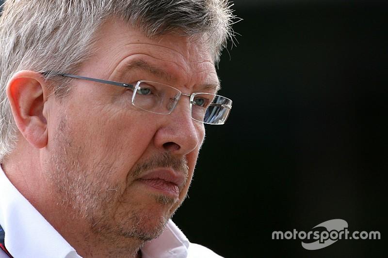 ブラウン、F1復帰とフェラーリ入りを完全否定