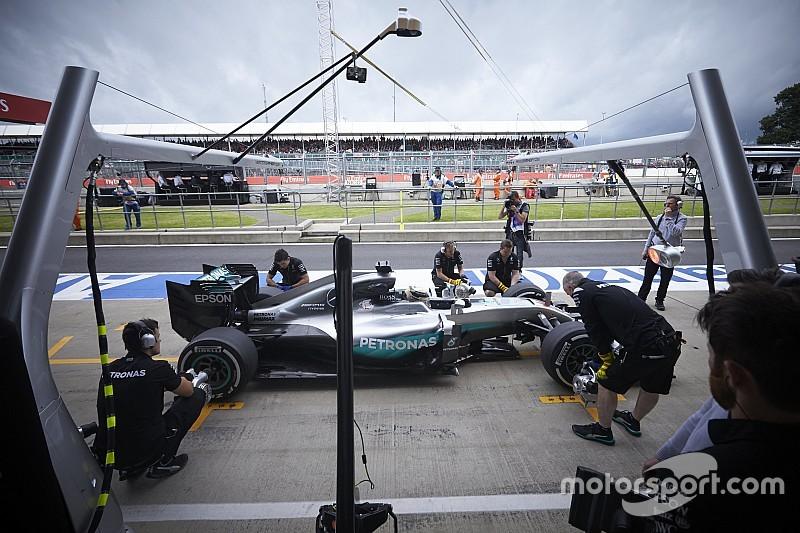 Formel 1 in Ungarn: Die FIA passt die Regeln für den Boxenfunk an