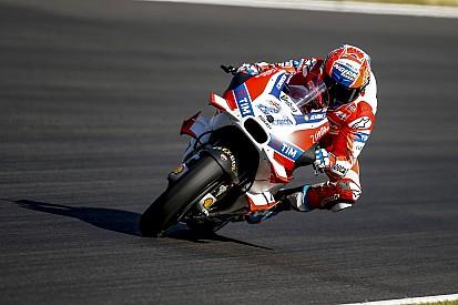 Fotogallery: le immagini più belle dei test in Austria della MotoGP