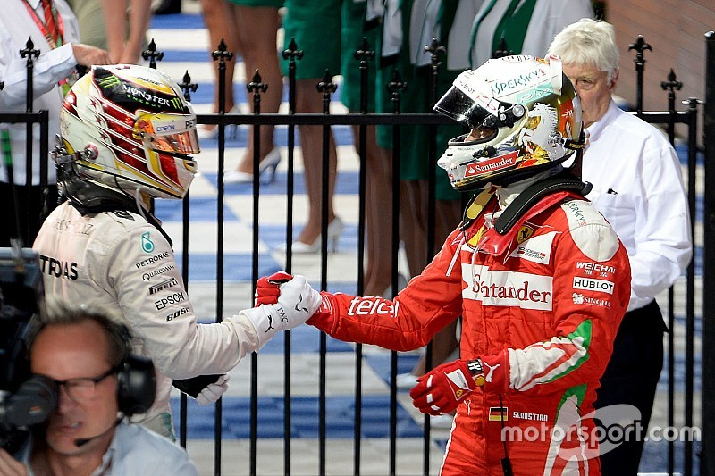 Horner ve a Vettel en Mercedes en 2018
