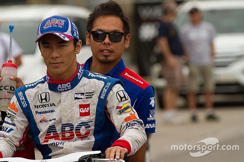 """佐藤琢磨""""ロードコース""""に自信「ミッドオハイオは英国のサーキットみたい」"""
