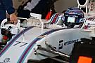 Bottas ve normal la lucha con Force India