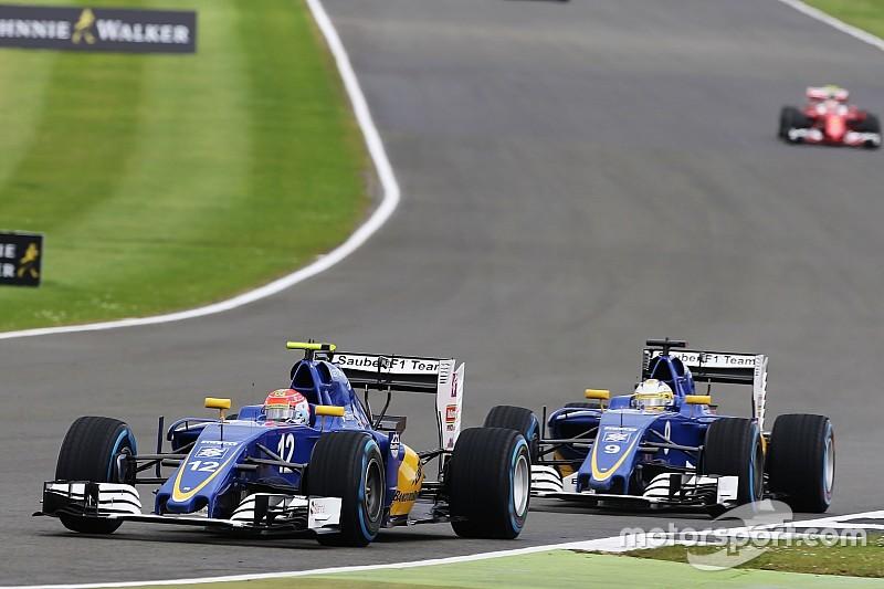 Les pilotes Sauber soulagés par la reprise de l'écurie