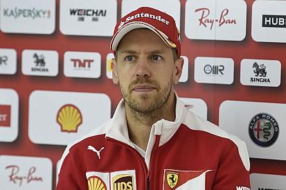 """Vettel: """"Las reglas con la radio son una estupidez total"""""""