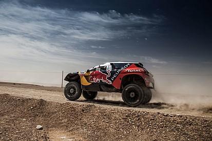 Désastre pour Loeb, alerte pour Despres : la difficile journée de Peugeot
