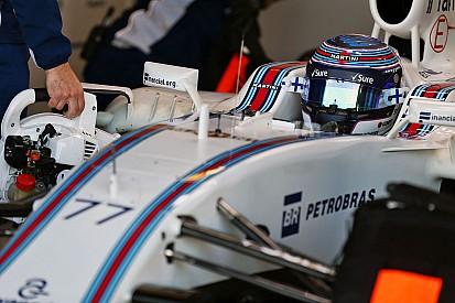 Bottas no ve normal que Force India les haya superado
