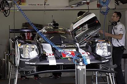 LMP1-Hクラスの3メーカーの新エアロパッケージ。ル・マン仕様と比較