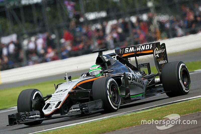霍肯伯格:印度力量必须充分挖掘赛车潜力