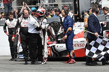 Toyota, Le Mans'daki dramadan sonra geri dönmeyi bekliyor