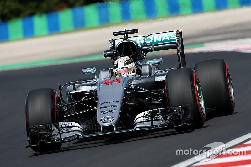 EL1 - Mercedes bat déjà le temps de la pole 2015!