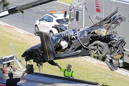 Koenigsegg klärt auf: ABS-Sensor-Fehler führte zu Nordschleifen-Crash
