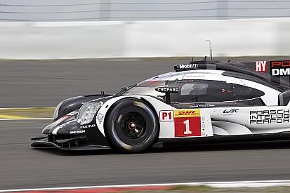 EL1 - Porsche pose ses jalons sur le Nürburgring