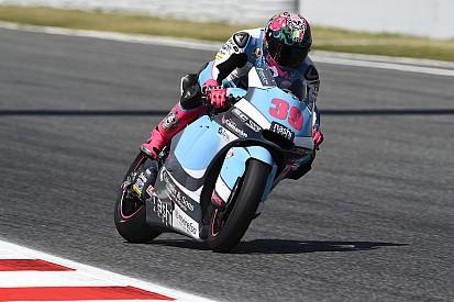 Fahrfehler Ursache für Moto2-Pilot Luis Saloms tödlichen Sturz