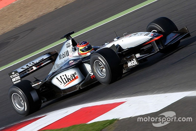 United Autosports parades former British Grand Prix race winner in Silverstone classic