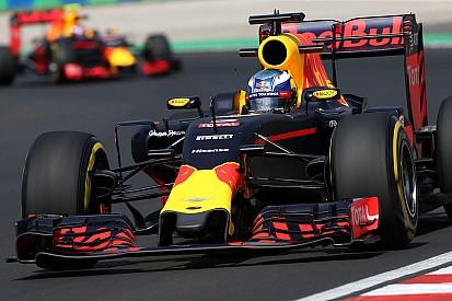 Red Bull devant Ferrari mais encore trop loin de Mercedes