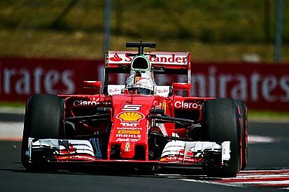 """Vettel: """"Non sono soddisfatto del tutto del bilanciamento"""""""