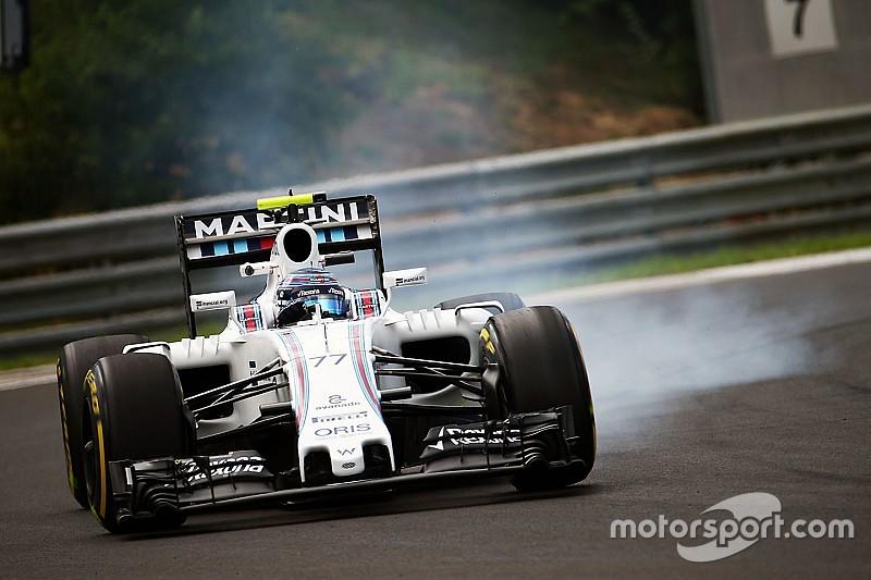 """Supersoft-Reifen ein """"großes Problem"""" für Williams"""