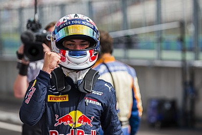 Gasly obtuvo la pole position en GP2