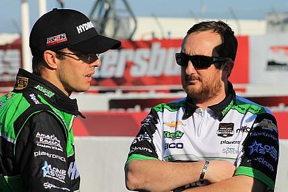 Olivier Boisson - L'ingénieur français de KVSH Racing en IndyCar