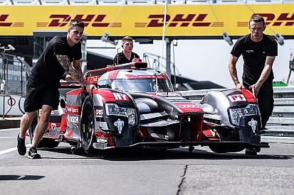 WEC am Nürburgring: Audi auf Augenhöhe mit Porsche, aber vor Toyota?