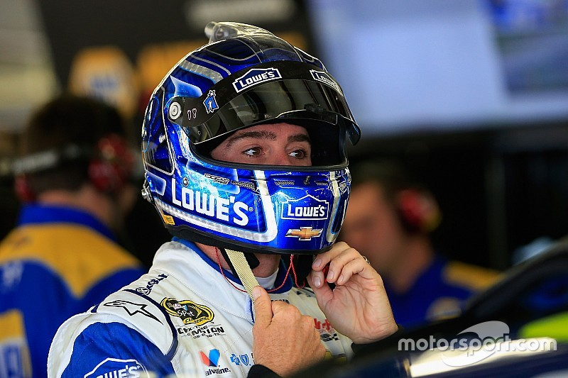 Johnson lideró la primera práctica y Gordon terminó en el top 10
