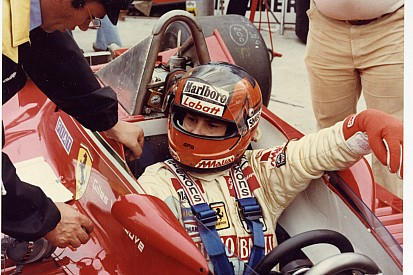 Villeneuve y Pironi, la gran historia