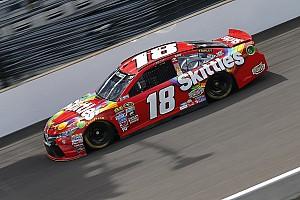 NASCAR Cup Reporte de prácticas Kyle Busch lidera la práctica final en Indianápolis