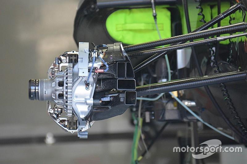技术短文:印度力量VJM09前轮制动内部构造
