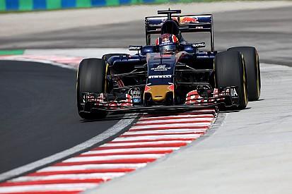 Kvyat - Ça se terminera avec des circuits comme Top Gear...