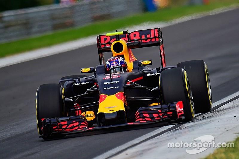 EL3 - Verstappen colle aux basques de Rosberg