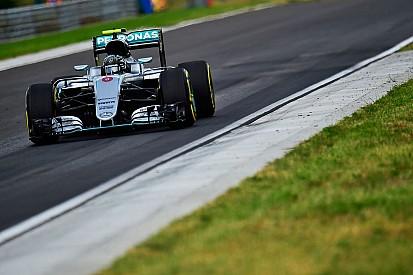 F1ハンガリーGP FP3:ロズベルグが首位も、フェルスタッペンが僅か0.002秒差に肉薄!