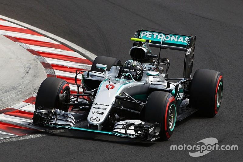 Qualifs - Rosberg, la pole chanceuse lors d'une séance pluvieuse !