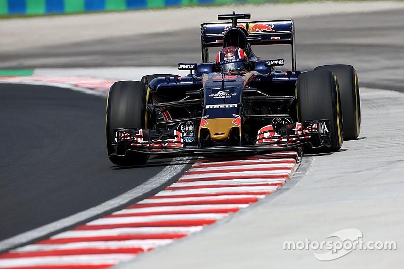 """Formel-1-Fahrer: """"Als nächstes fahren wir auf einem Parkplatz mit weißen Linien"""""""