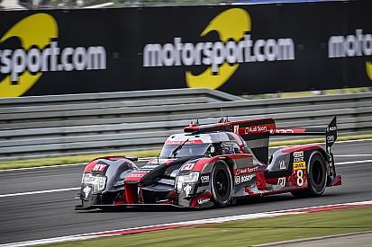 De nouvelles évolutions positives sur l'Audi pour Loïc Duval