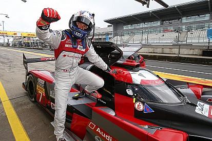 Audi 1-2 en la calificación en Nurburgring