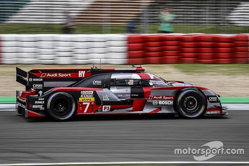 Qualifs - Une première ligne 100% Audi sur le Nürburgring