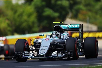 Гран При Венгрии: предварительная стартовая решётка