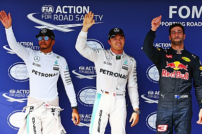 F1ハンガリーGP予選:ロズベルグ、執念の最終アタックで乱戦の予選を制す