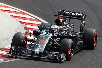 """Alonso, inconformista: """"Podíamos haber estado delante de Vettel"""""""