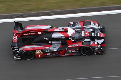 Nurburgring WEC: Audi, Porsche'nin önünde ilk çizgiyi işgal etti