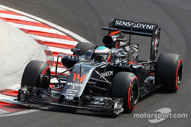 """Alonso: """"Fout kostte me kans om Vettel te verslaan"""""""