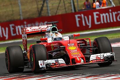 """Un Button """"dormido"""" le costó tres posiciones a Vettel, dice el alemán"""