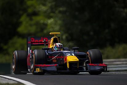 GP2 Hungaroring: Een-twee voor Prema, Gasly pakt opnieuw overwinning