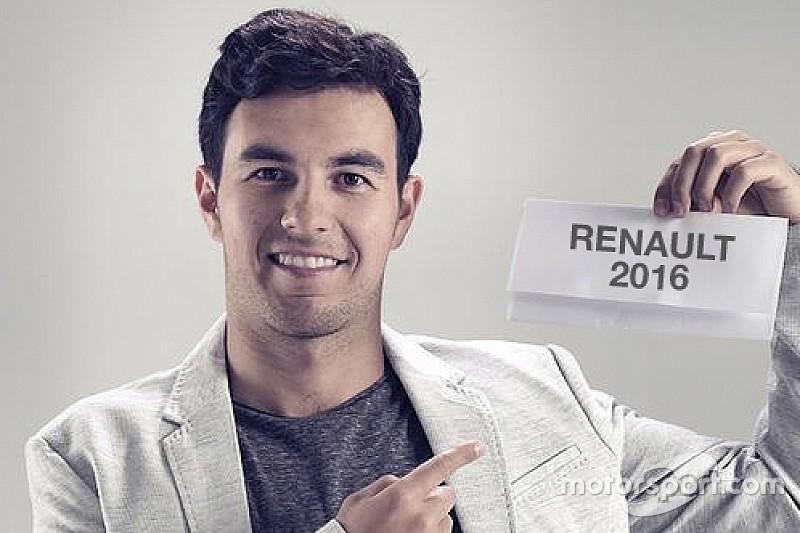 ¿Sergio Pérez y Renault están listos para firmar?
