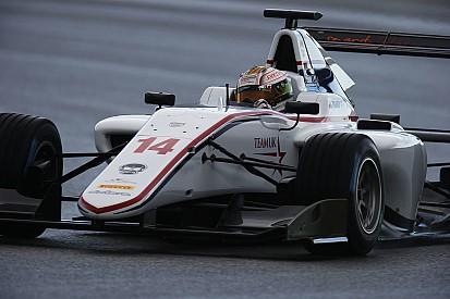 GP3 Hungaroring: De Vries ongelukkig, Parry pakt eerste overwinning