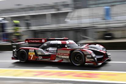 Une pole stratégique et bienvenue pour Audi sur le Nürburgring