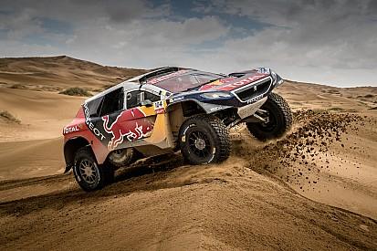 """Loeb - """"On s'est calmé depuis le Dakar"""""""