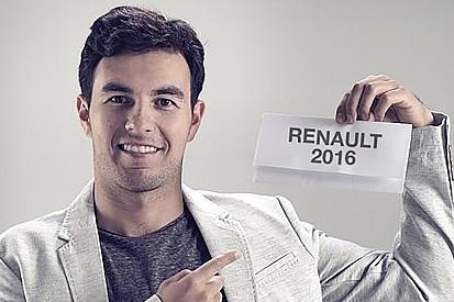 Webseiten-Panne: Sergio Perez und der Wechsel zu Renault, den es nie gab